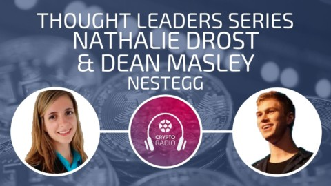 Dean Masley and Nathalie Drost of NestEgg