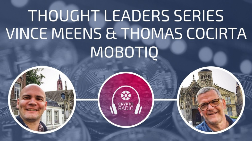 Crypto Radio Podcast guests Thomas Cocirta and Vince Meens, the founders of Mobotiq, discuss the future of transportation and how we can move towards cheaper and more abundant mobility options.