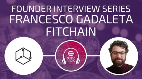 Founder Interview: Francesco Gadaleta of Fitchain